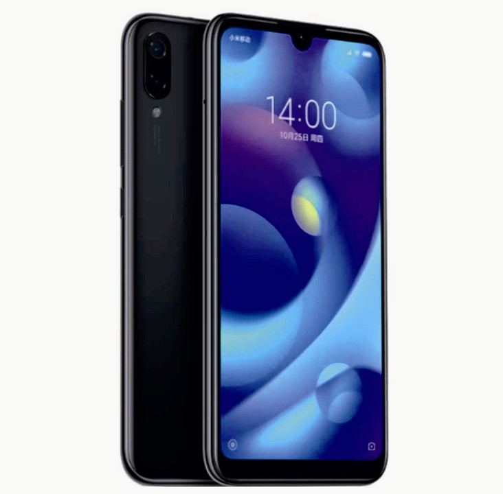 Сотовый телефон Xiaomi MI Play 64GB Space Black