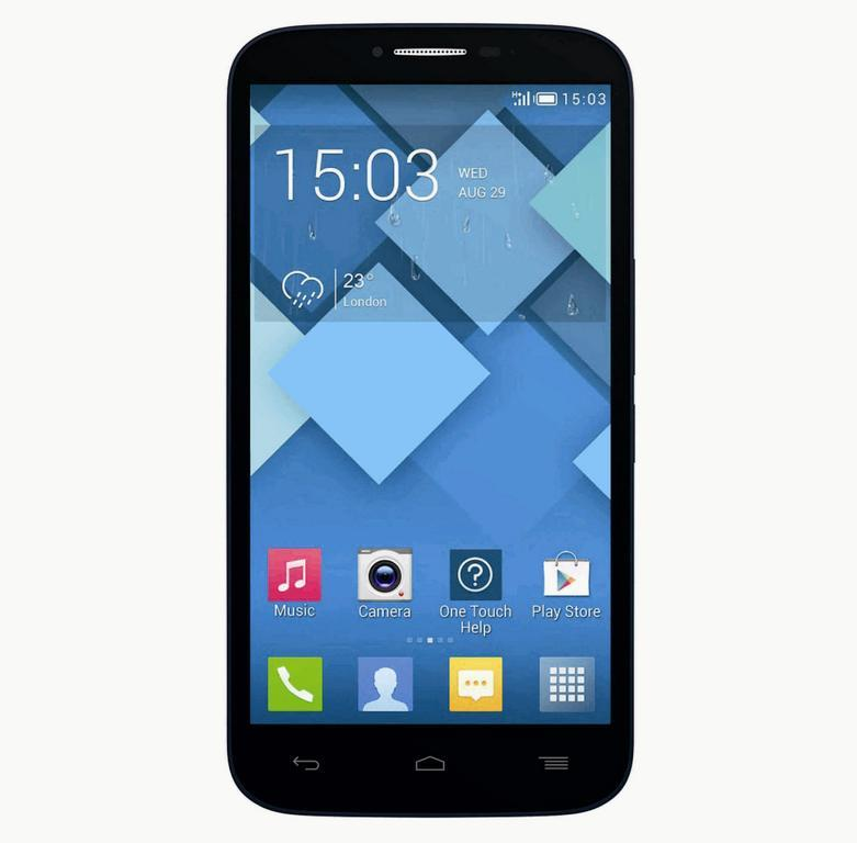 Сотовый телефон Alcatel OT7047D POP C9 Slate Dark Grey