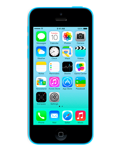 iPhone 5C 32Gb blue