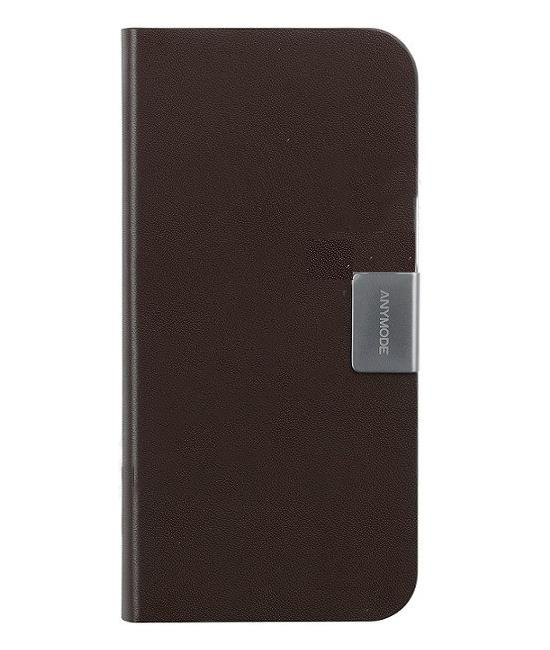 Сумка-книжка Anymode Folio Frame iPhone 5/5s коричневая (BBFF006KBR)