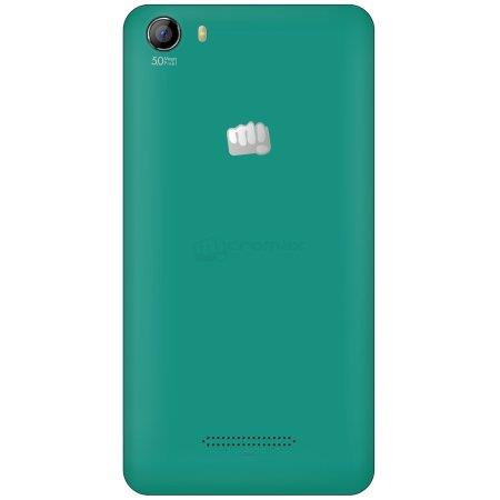 Сотовый телефон Micromax Q334 Canvas Magnus Green