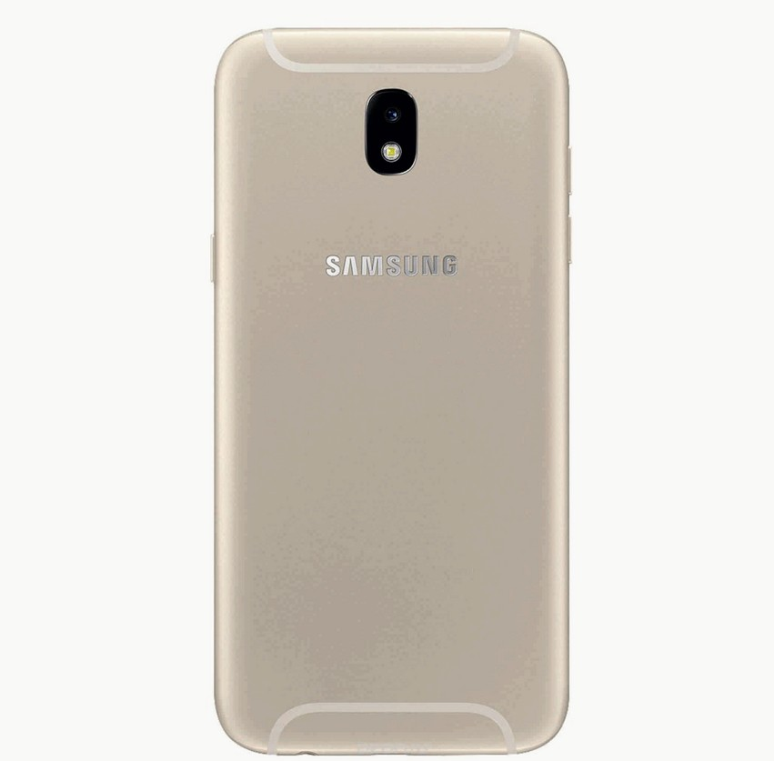 Накладка Samsung J530 2017 Dual Layer Cover золотая (EF-PJ530CFEGRU) оригинал