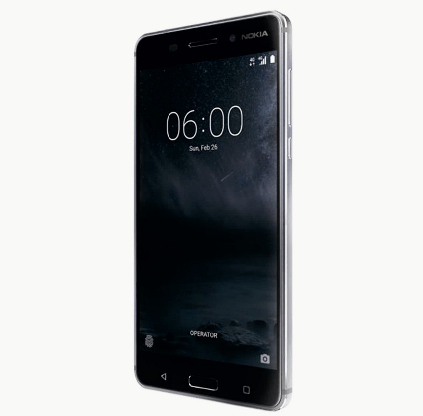 Сотовый телефон Nokia 8DS STAINLESS STEEL (11NB1S01A09)