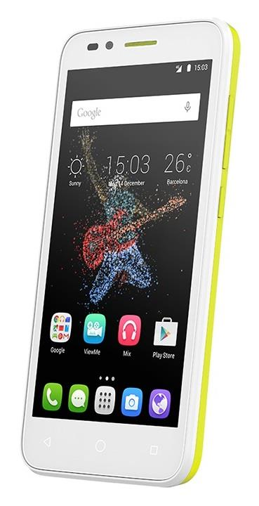Сотовый телефон Alcatel OT7048X GO PLAY Lime Green Blue