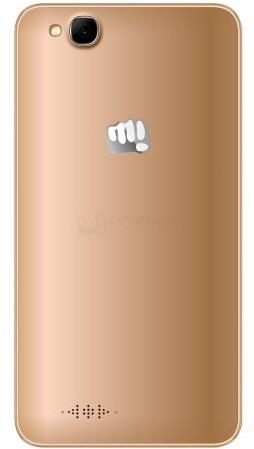 Сотовый телефон Micromax Q401 Canvas Pake mini Coffee