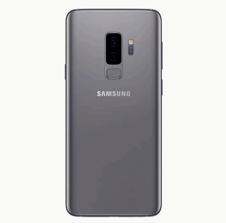 Сотовый телефон Samsung SM-G965F/DS 64Gb титан