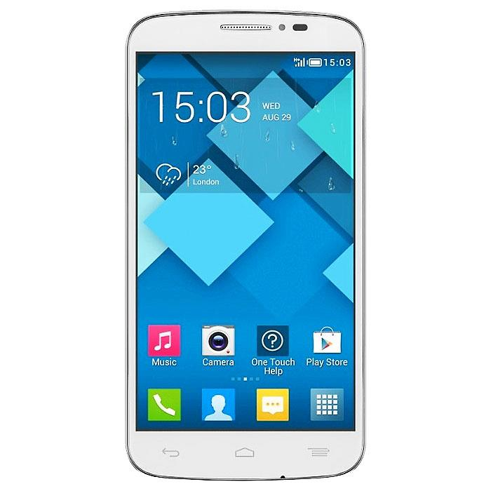 Сотовый телефон Alcatel OT7041D POP C7 Pure White