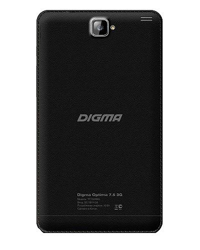 ПК Digma Optima 7.5 Black 3G