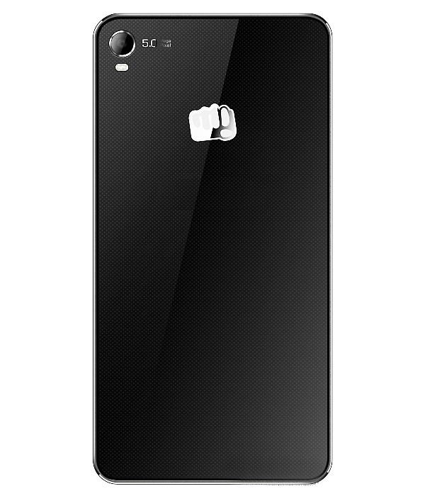Сотовый телефон Micromax A104 Canvas Fire-2 Black Gold