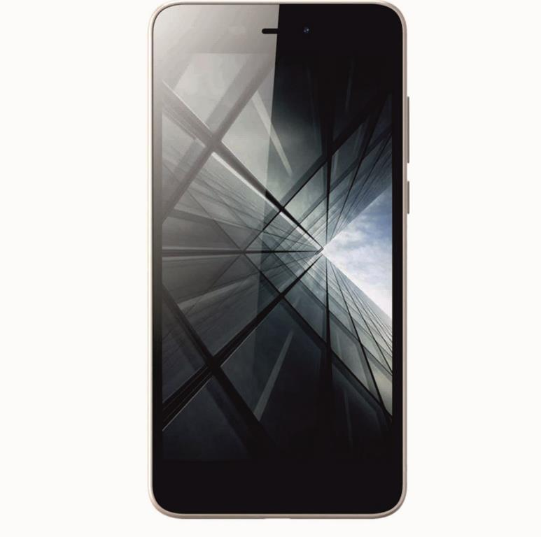 Сотовый телефон Micromax Q385 Canvas Spark3 Black