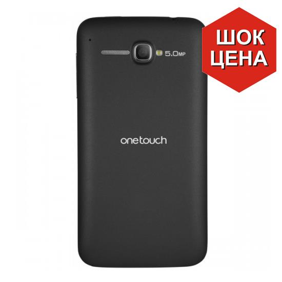 Сотовый телефон Alcatel OT5035D X-POP Raven Black
