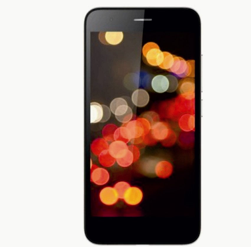 Сотовый телефон Micromax Q465 Canvas Juice 4 Black