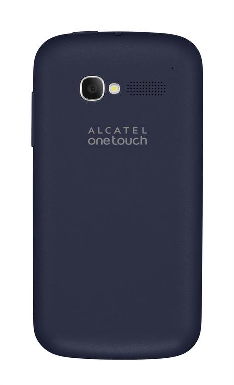 Сотовый телефон Alcatel OT5036D POP C5 Bluish black
