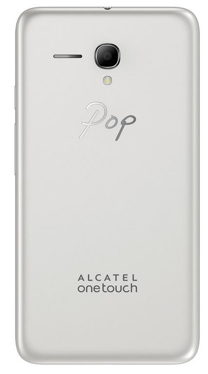 Сотовый телефон Alcatel OT5025D POP3 Metallic Silver