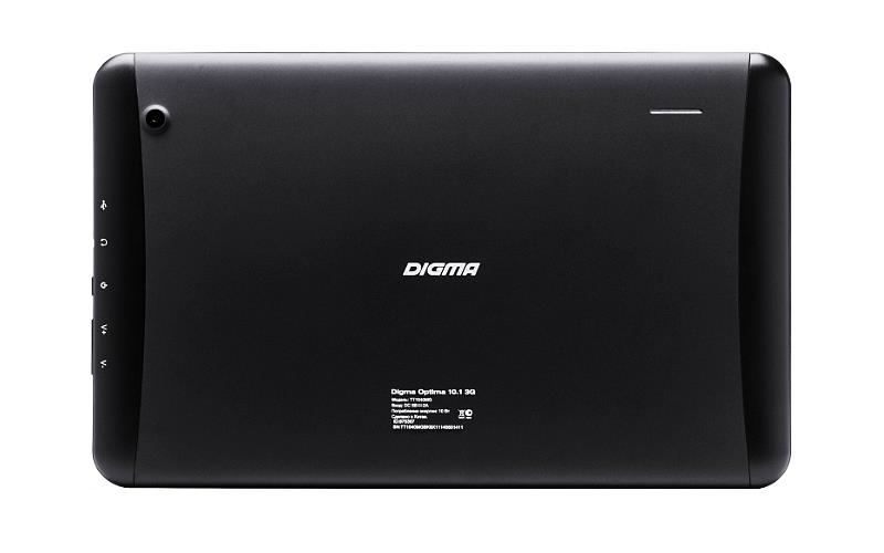 ПК Digma Optima 10.3 Black 3G