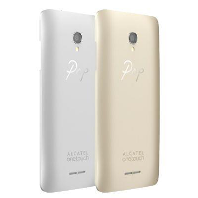 Сотовый телефон Alcatel OT5022D POP STAR Soft Slate Silver Gold