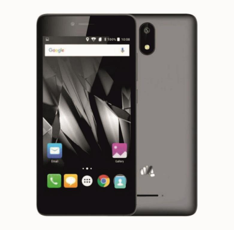 Сотовый телефон Micromax Q409 BOLT Supreme6 Cosmic Grey
