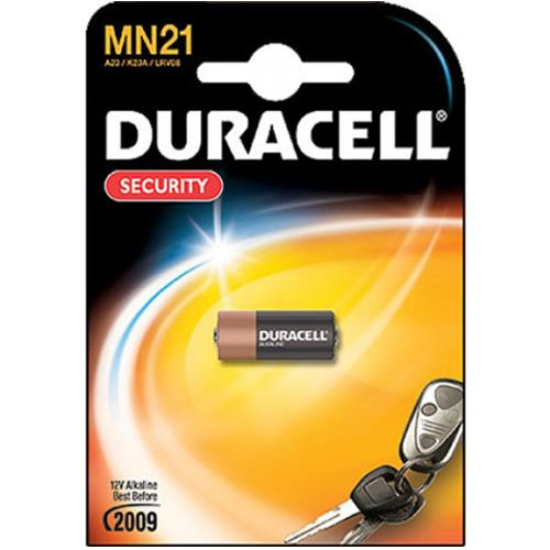 Батарея Duracell Securiti (MN21)