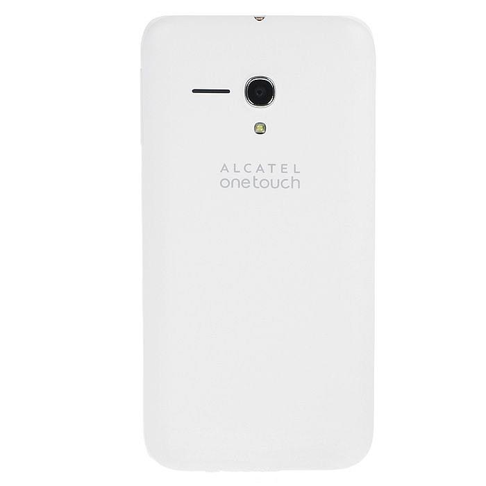 Сотовый телефон Alcatel OT5038D POP D5 White Full White