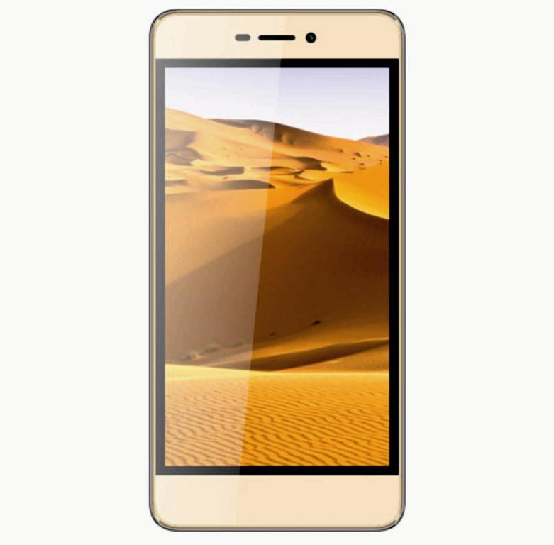 Сотовый телефон Micromax Q4251 Canvas Juice A1 Champagne Gold