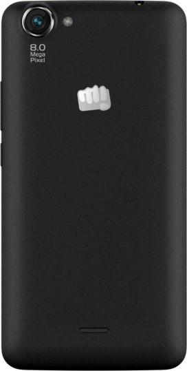 Сотовый телефон Micromax Q338 Canvas Magnus 2 Black