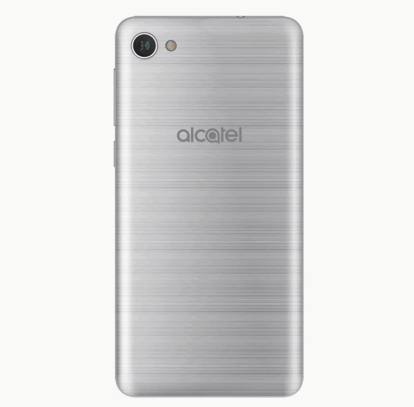 Сотовый телефон Alcatel OT5085D A5 LED Metallic Silver