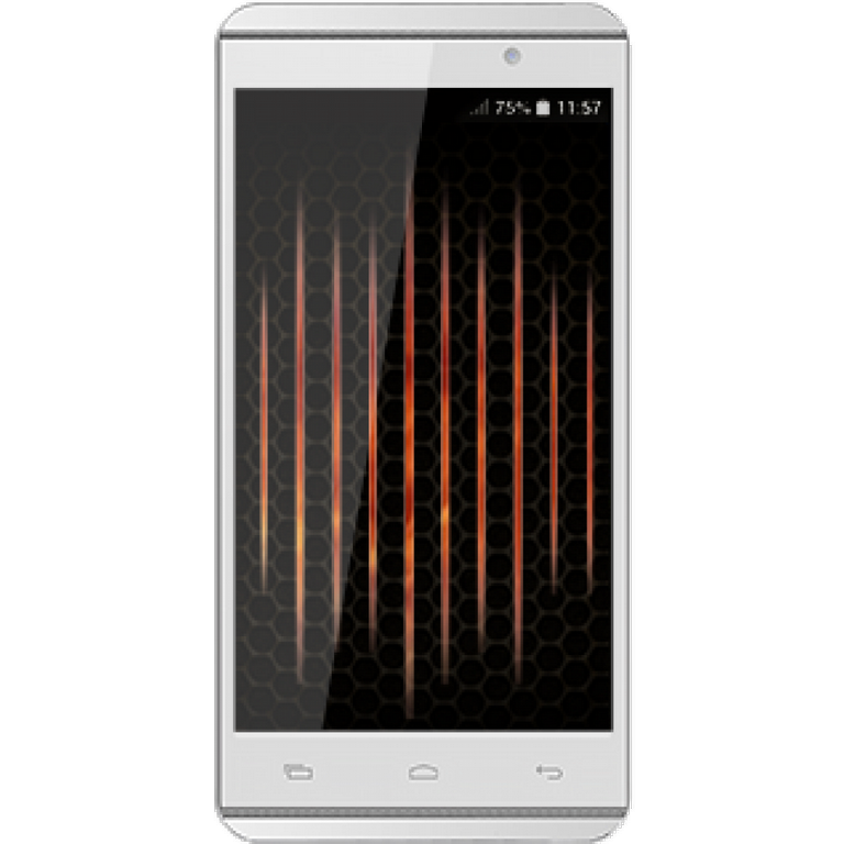 Сотовый телефон Micromax A104 Canvas Fire-2 White Gold