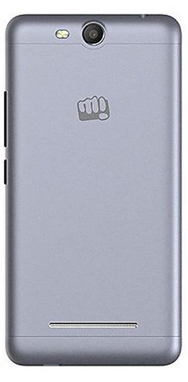 Сотовый телефон Micromax Q392 Canvas Juice 2 Cosmic Grey