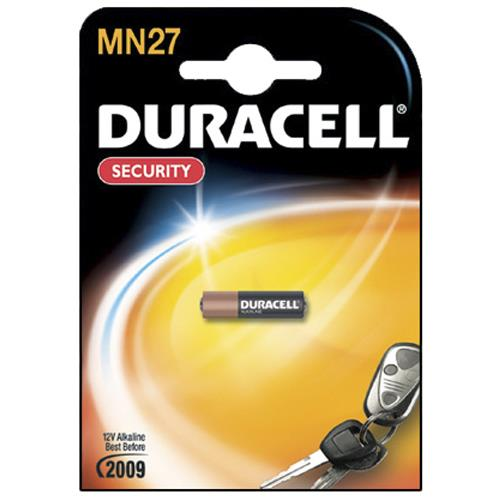 Батарея Duracell Securiti (MN27)