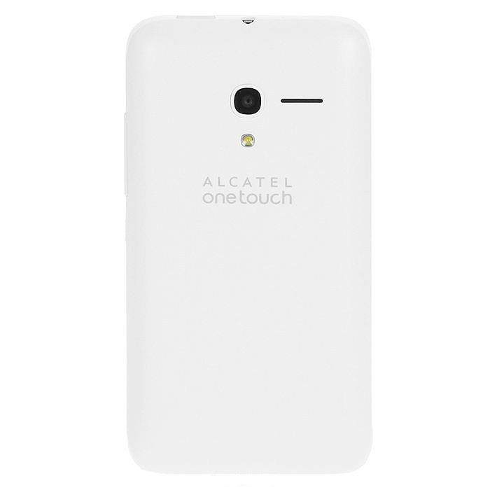 Сотовый телефон Alcatel OT4035D POP D3 White Full White