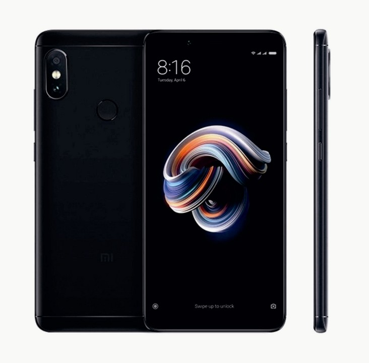 Сотовый телефон Xiaomi Redmi Note5 32GB Black Red