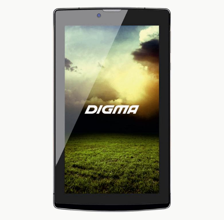 ПК Digma Optima 7202 Black 3G