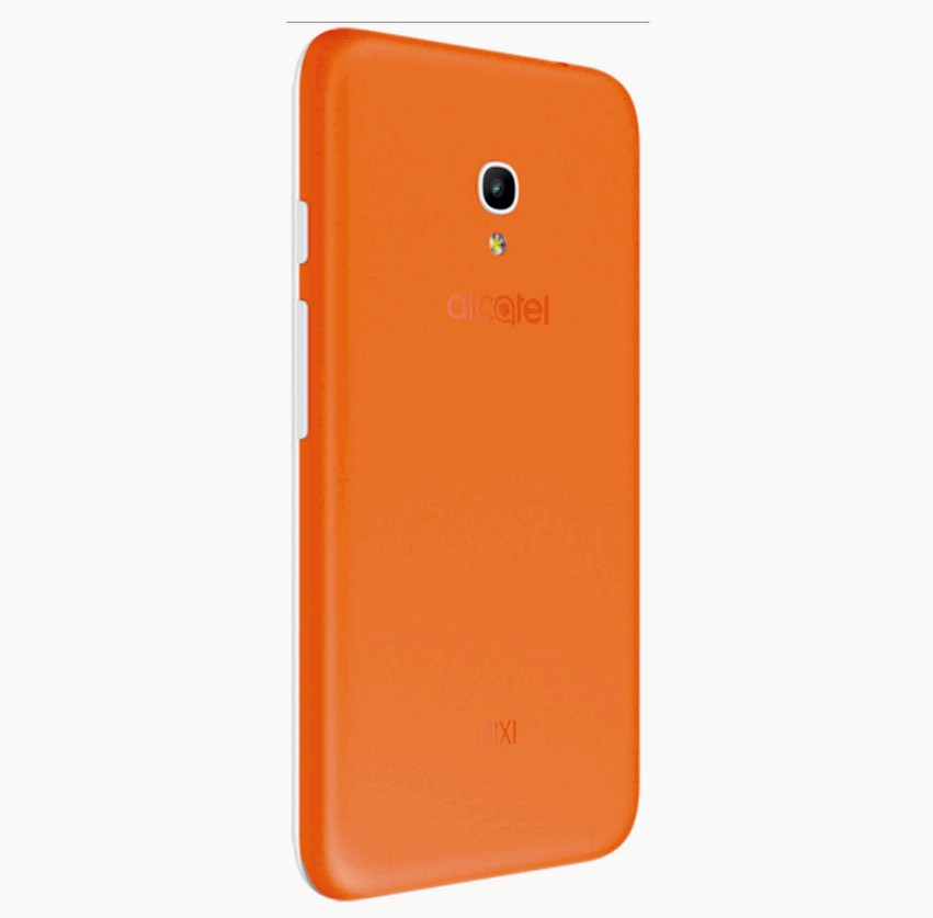 Сотовый телефон Alcatel OT5045D PIXI 4 Amber Orange