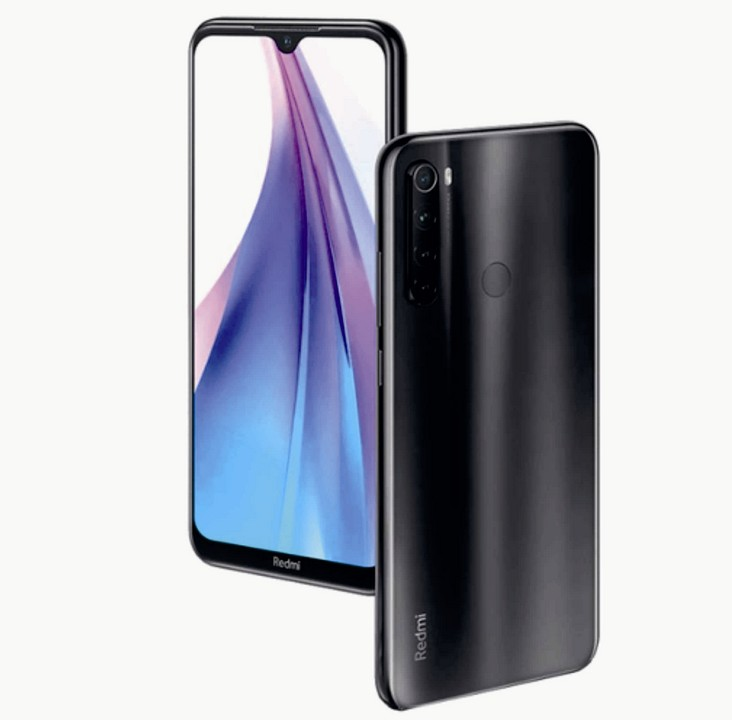 Сотовый телефон Xiaomi Redmi Note 8Т 4/64GB Mineral Grey