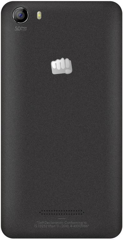 Сотовый телефон Micromax Q334 Canvas Magnus Black