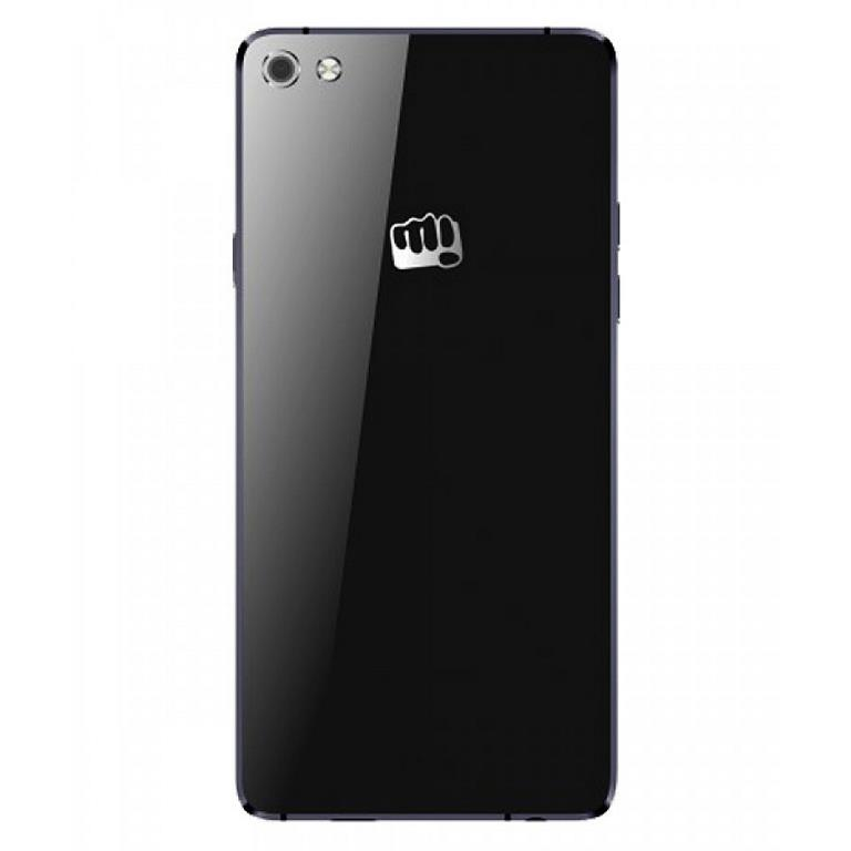 Сотовый телефон Micromax Q450 Canvas Sliver 5 Black